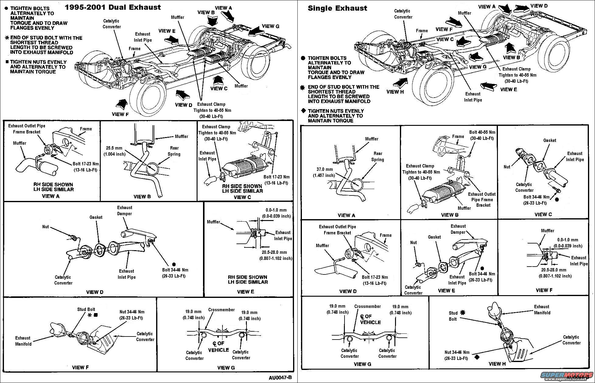 Crown Vic Engine Diagram