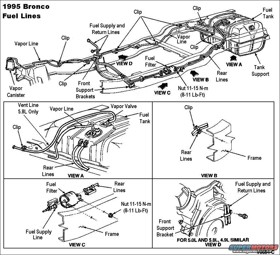 1990 ford fuel system diagram wiring data rh unroutine co 1983 f250 fuel system schematic 1990
