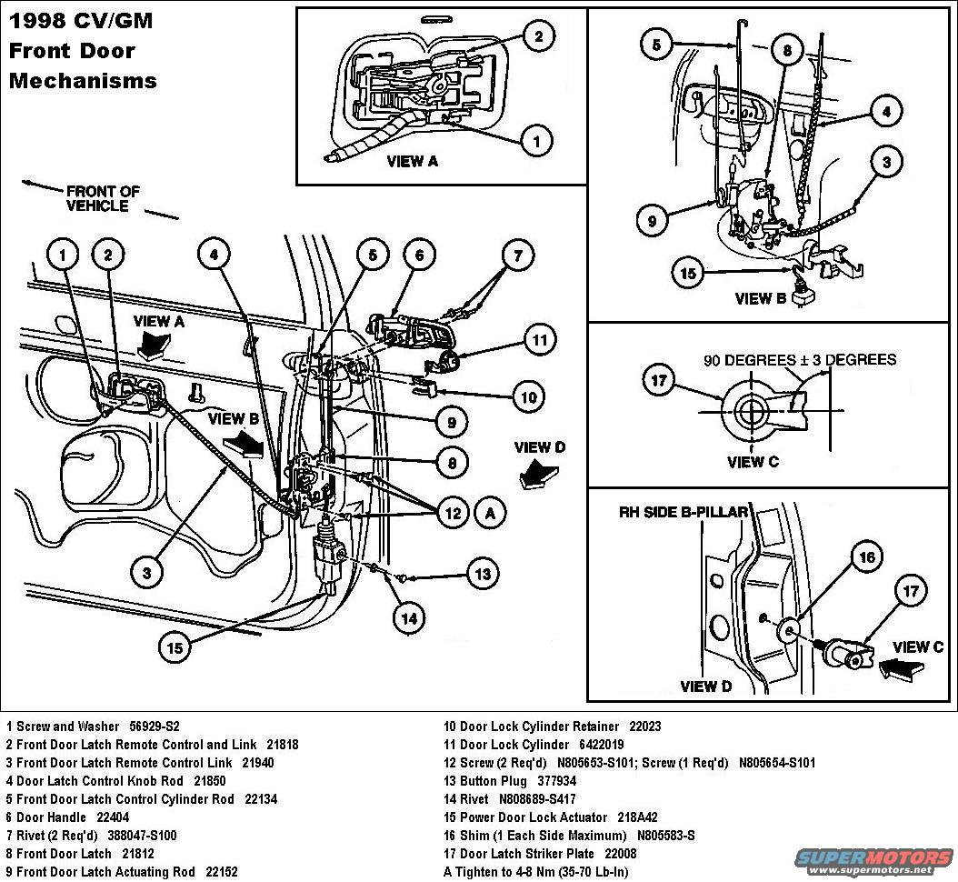 Ford Crown Victoria Diagrams Picture