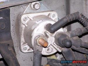 89 Bronco will not crank by key  Ford Bronco Forum