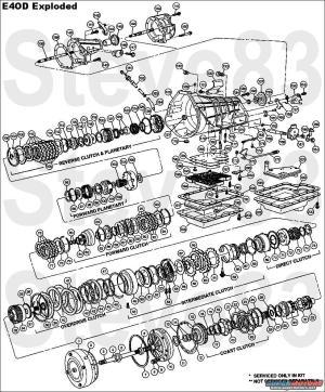 1983 Ford Bronco Diagrams picture   SuperMotors
