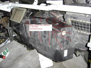 Backyard Heater Box Fix??  Ford F150 Forum  Community of Ford Truck Fans