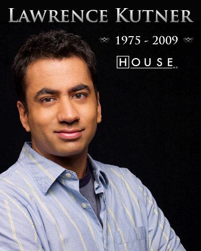 Dr House Kutner Tod