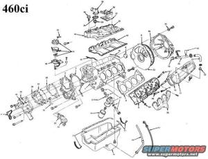 1983 Ford Bronco Diagrams picture | SuperMotors