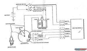 Duraspark II module polarity  Ford Muscle Forums : Ford