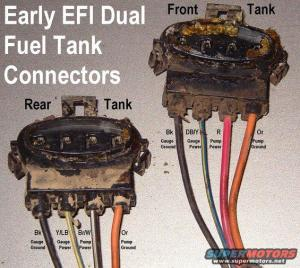 1993 F150 fuel pump connection and fuel filter  Ford Bronco Forum