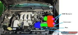1999 Ford Taurus Engine picture | SuperMotors