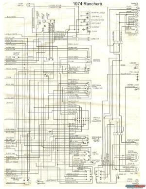 '72  '76 Wiring Diagrams | rancherous