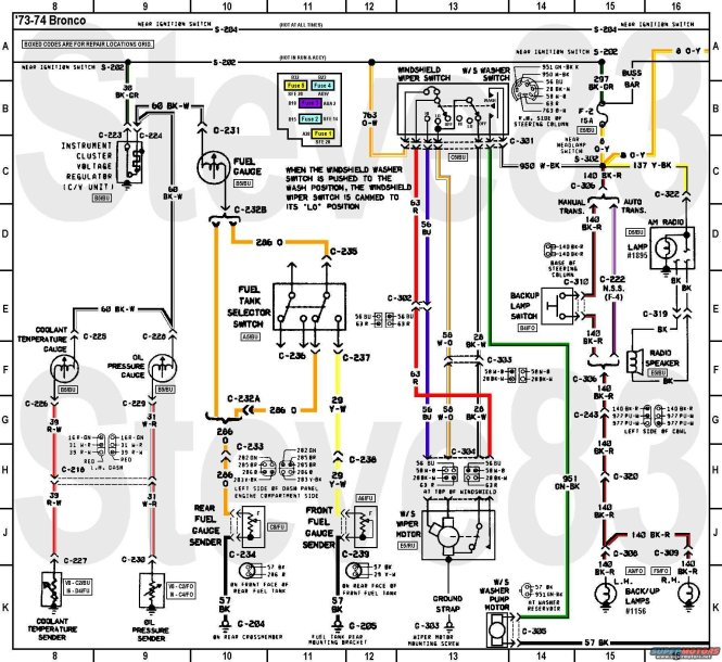 bronco wiring diagram wiring diagrams 1978 ford bronco fuse box diagram image about wiring