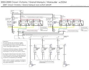 2008 Ford Crown Victoria Wiring Diagram  Wiring Diagram