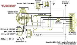 Ford TFI Ignition Control Modules  Page 7  Ford Bronco Forum