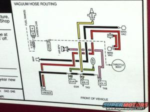 Quick Vacuum Line question  Ford Truck Enthusiasts Forums