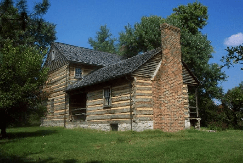 (Rocky Mount Historic Site, Piney Flats, TN).