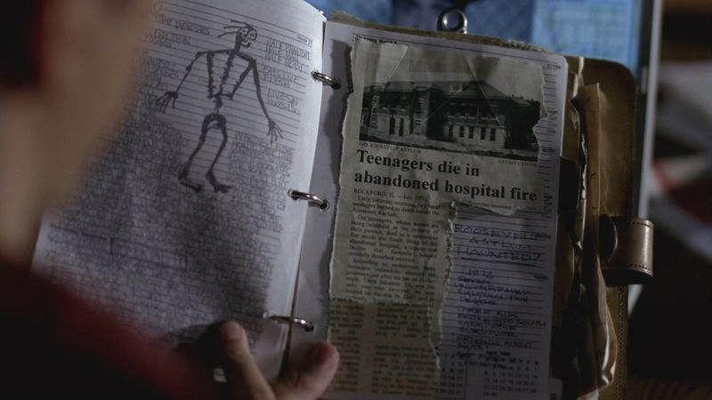 Index Supernatural Season 5