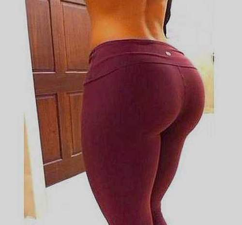Plump ass perfect skinny girl