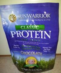 sun warrior rice protein