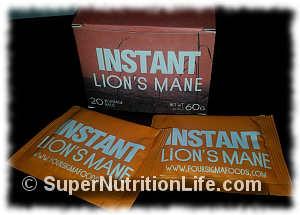 lions mane experiences