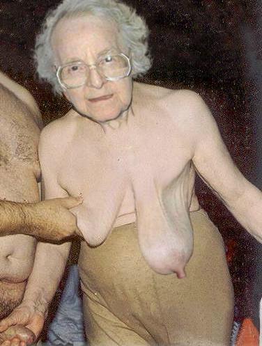 very old granny blowjob