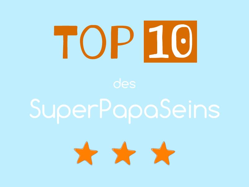 Top10: Woran erkennst Du, dass Du ein SuperPapa bist!