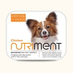 Nutriment Dinner for Dogs Chicken Tub