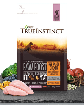 True Instinct Raw Boost Puppy Chicken 1.5kg Bag