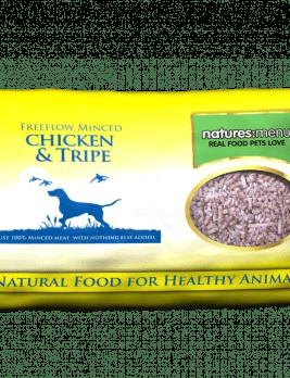 Natures Menu Freeflow Chicken and Tripe 2kg Bag