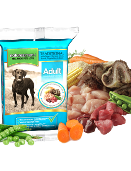 Natures Menu Traditional Dinner for Working Dogs 300g