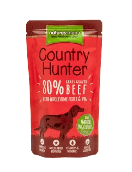 Country Hunter Beef 150g Pouch