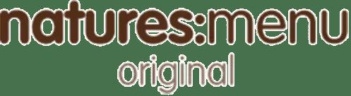 Natures Menu Original Logo Brown
