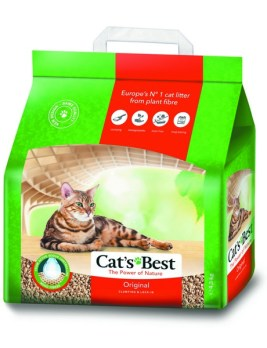 Cats Best Original 10 Litre Front of Pack