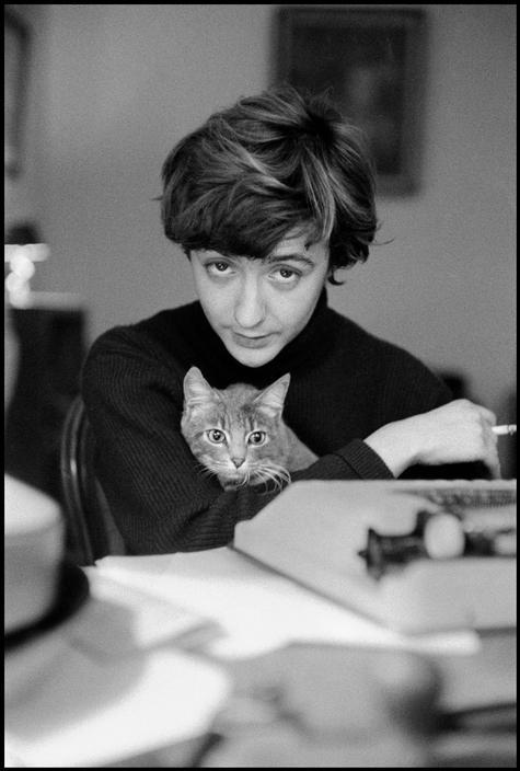 'Brahms' with Françoise Sagan