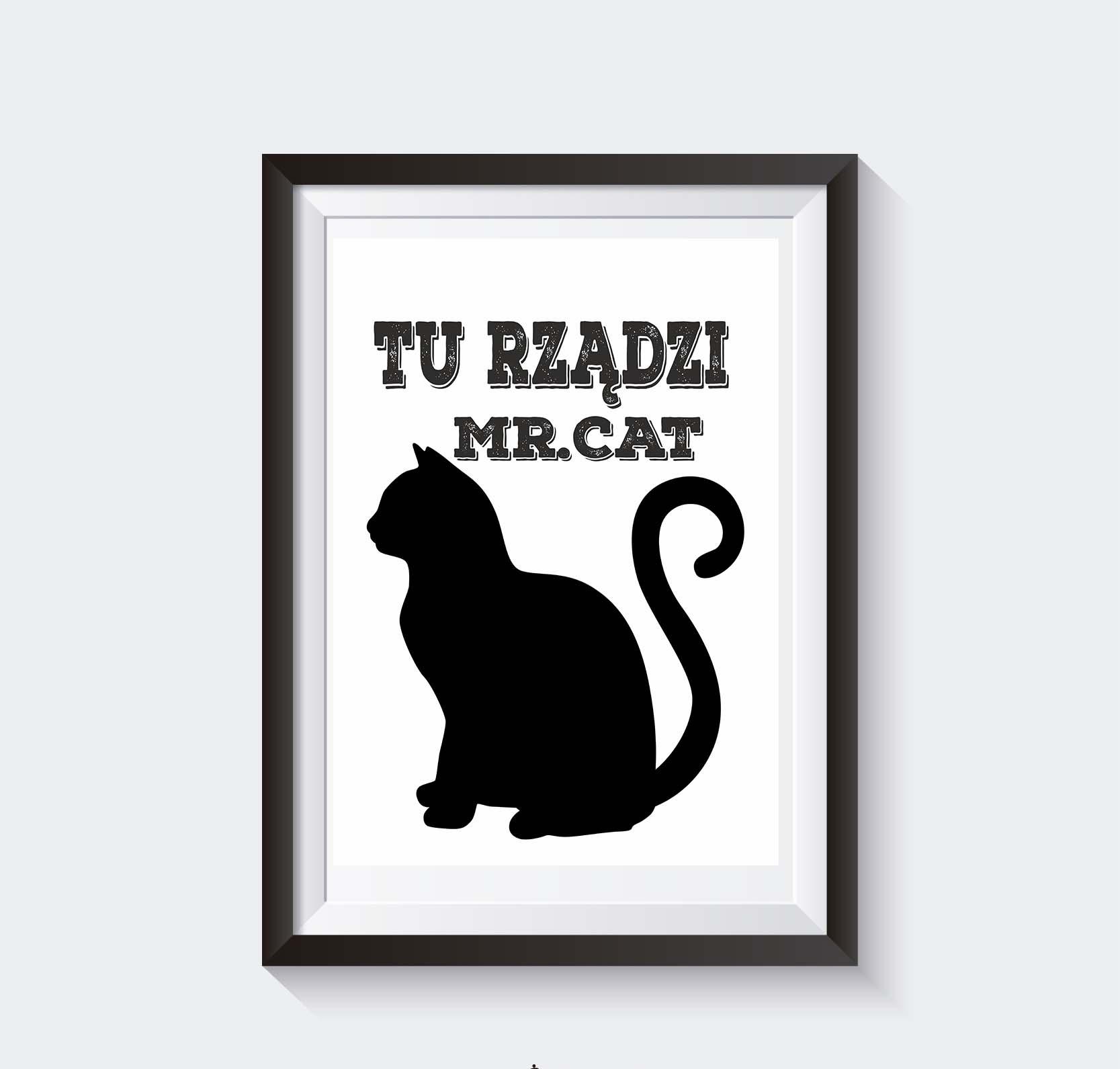 Plakaty Na ścianę Koty Do Pobrania Superplakatpl