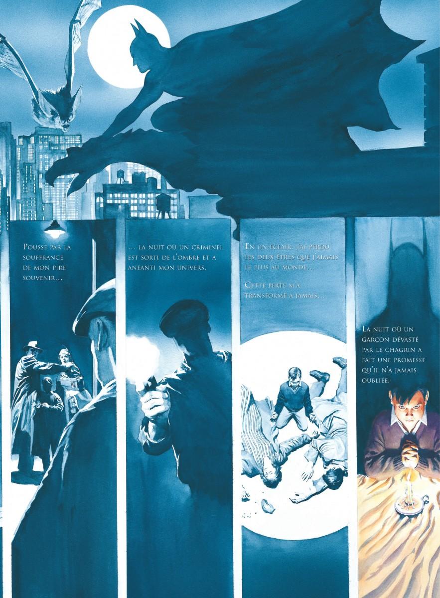 Justice League - Icônes, par Paul Dini et Alex Ross