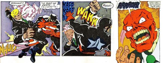 Captain America #350 - Le clone de Captain America
