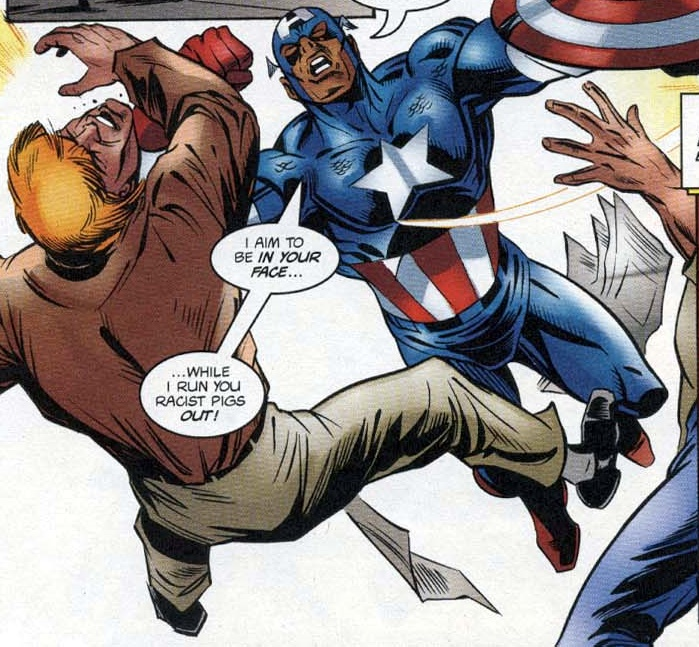 Captain America - Sentinel of Liberty 09 of 12 (05)