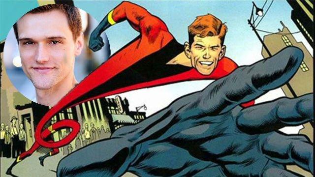 The Elongated Man sera interprété par Hartley Sawyer dans The Flash.