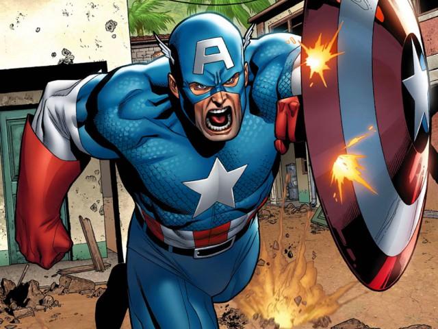Steve Rogers aka Captain America