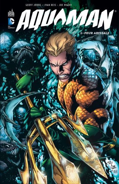 Aquaman - tome 1