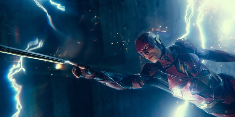 Justice League : Ezra Miller dans le rôle de Flash