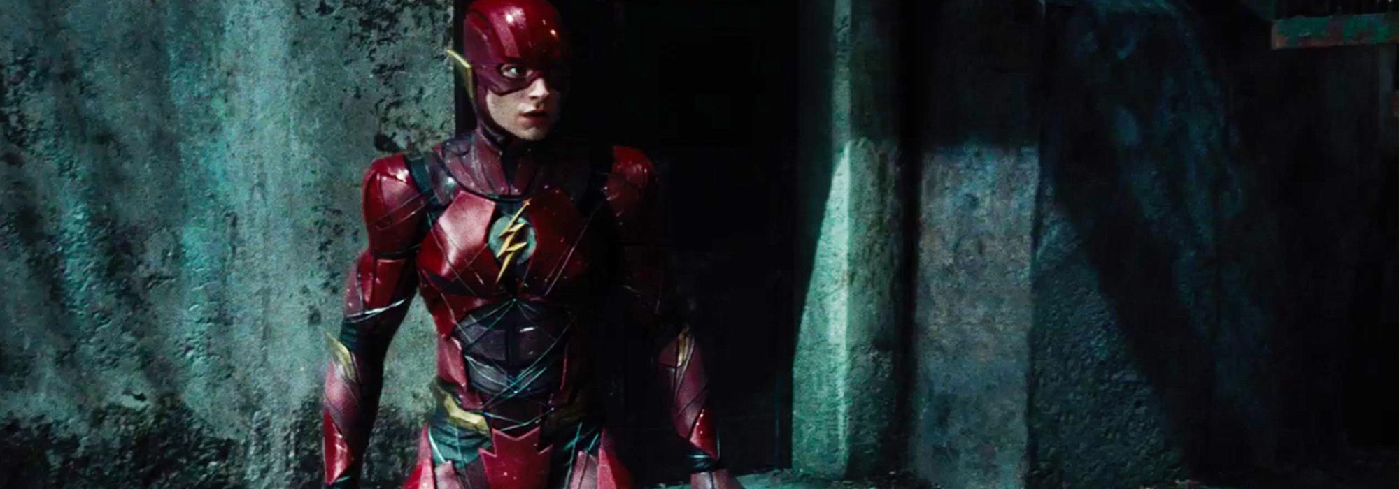 Flash dans Justice League