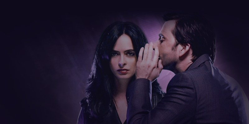 Jessica Jones et Killgrave