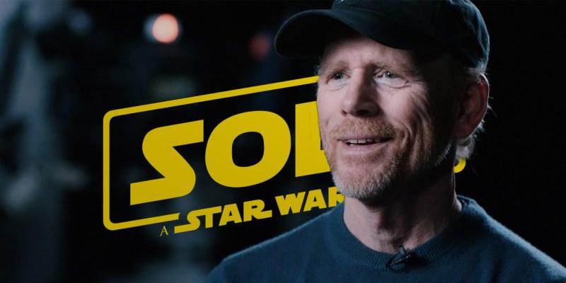 Ron Howard, le réalisateur de Solo: A Star Wars Story