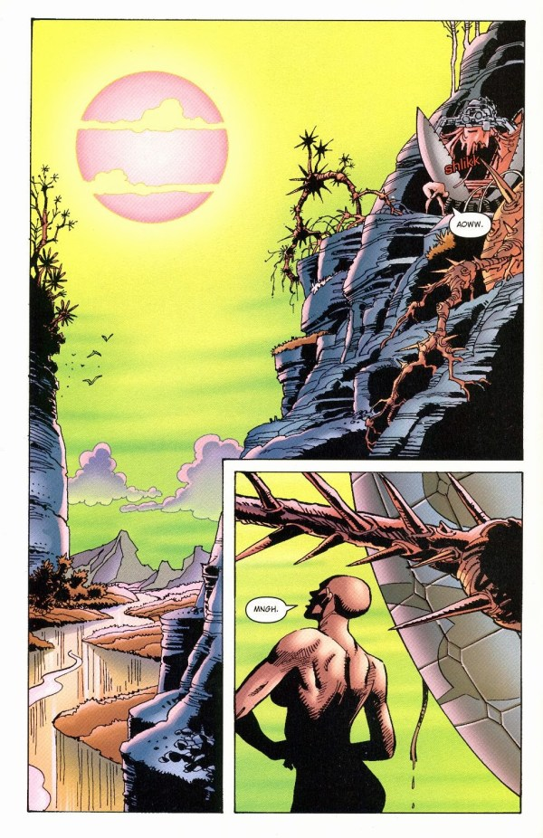 Deathblow Byblows #1, novembre 1999 (Wildstorm/DC Comics)