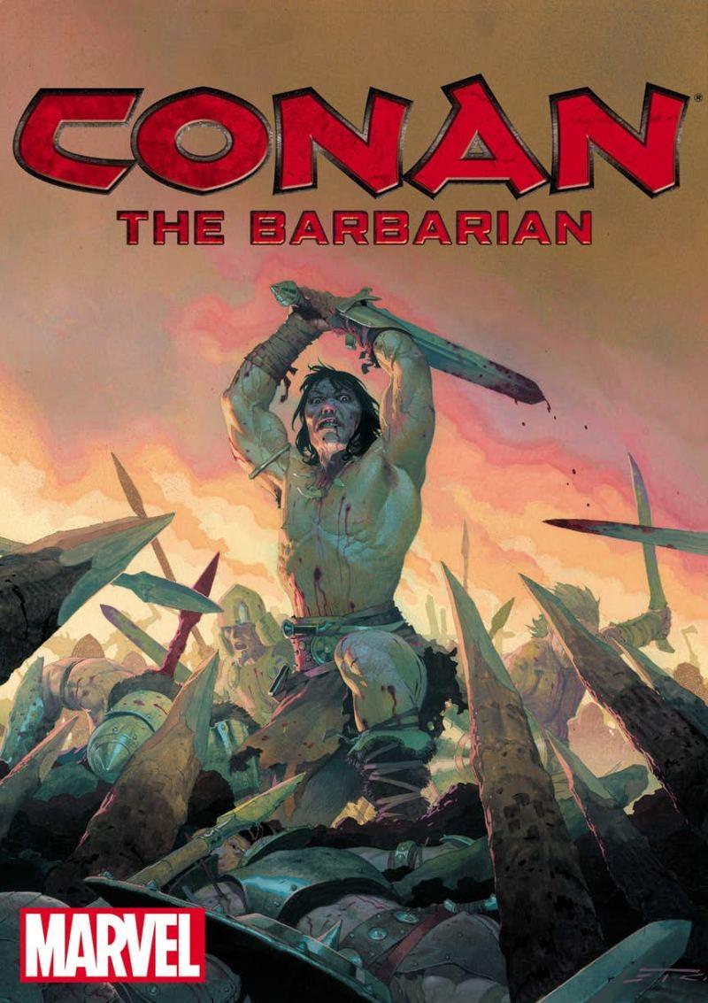 Conan the Barbarian par Esad Ribic