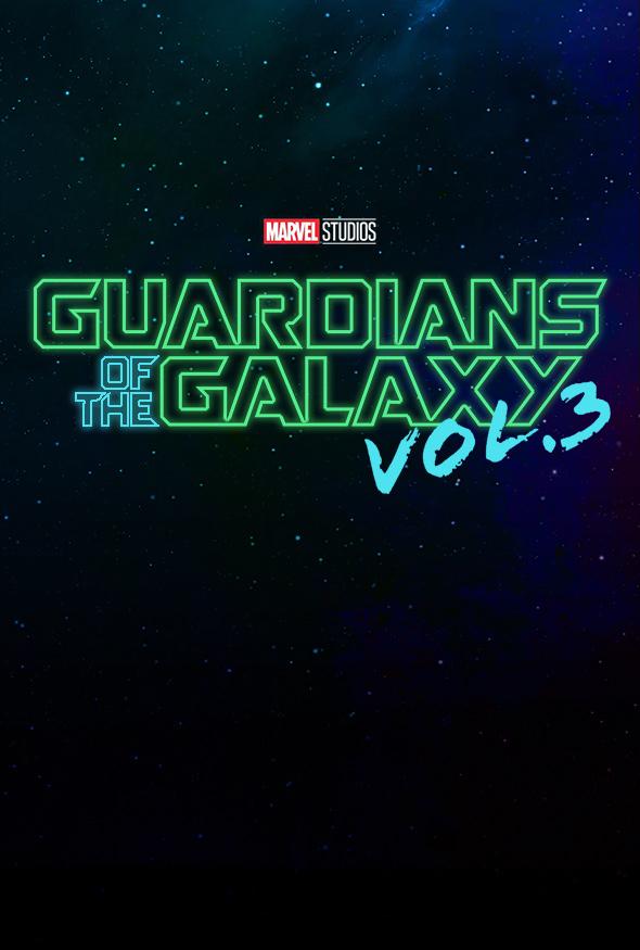 Affiche Les Gardiens de la Galaxie Vol. 3