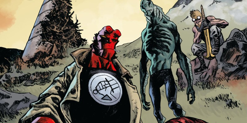 Hellboy revient dans B.R.P.D. The Devil You Know #6