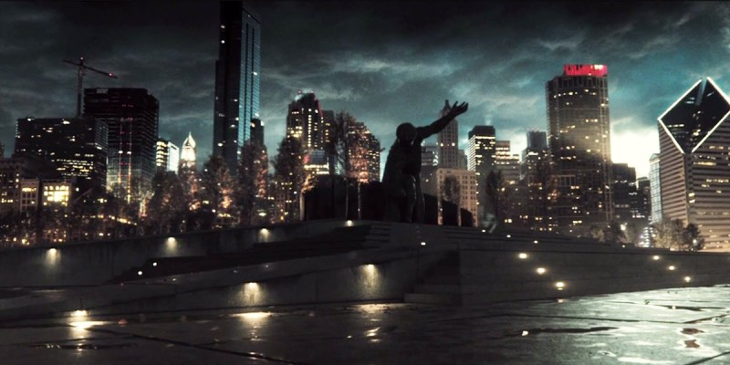 Metropolis dans Man of Steel