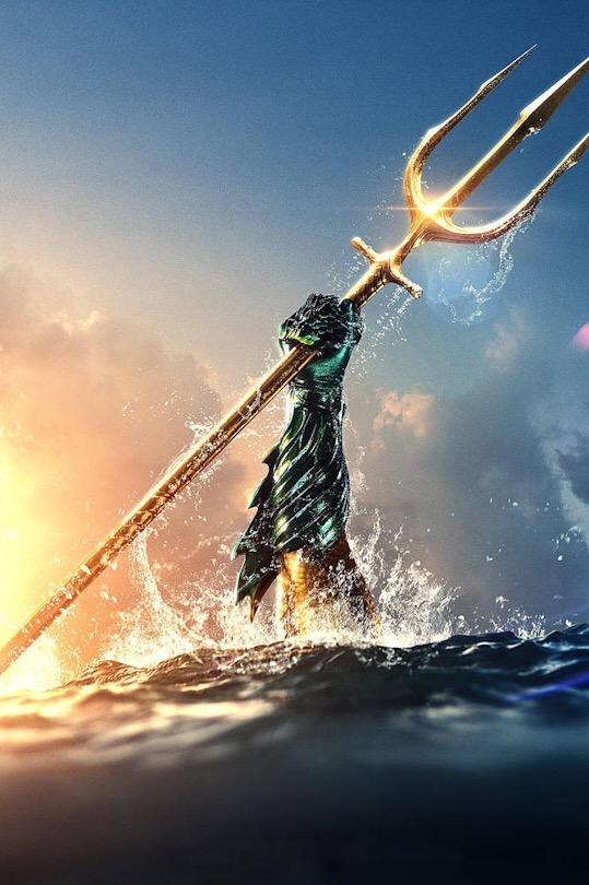 Affiche Aquaman 2