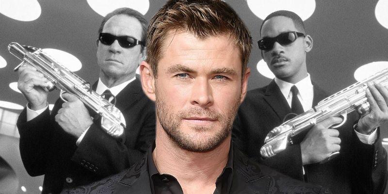 Chris Hemsworth dans le reboot de Men in Black ?