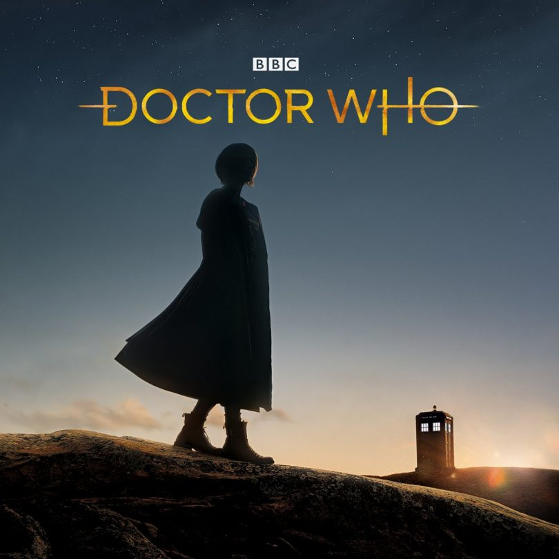 Doctor WHO, incarnée par Jodie Whittaker